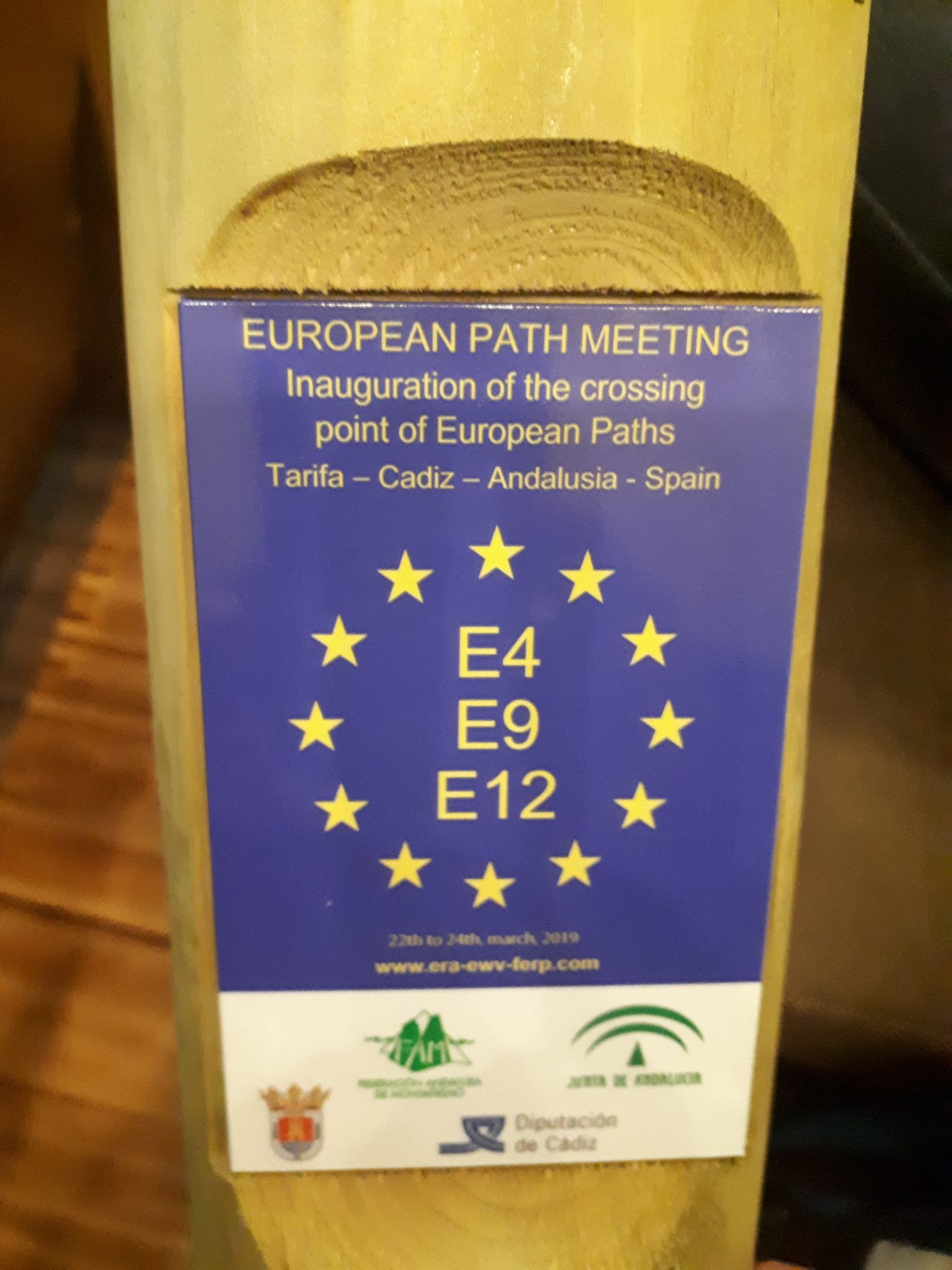 E-path event in Tarifa, Spain